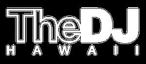 The DJ Hawai'i Logo
